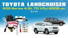 Fuel Manager Pre-Filter Separator Kit for Toyota Landcruiser 4.5L VDJ200 2008-18