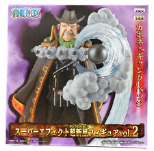 Banpresto One Piece Super Effect Super Nova Vol. 2 Figure - Capone Gang Beige