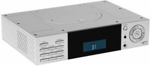 MEDION LIFE E66346 MD 43153 Stereo Unterbauradio, Bluetooth RDS,FB -NEU- SILBER