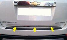 Chevrolet Captiva 2006-2011 Chrome Rear Trunk Tailgate Lid Molding Trim S.Steel