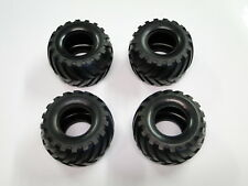 NEW TAMIYA LUNCH BOX Tires Set MIDNIGHT PUMPKIN TLM10