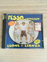 Leone di Lernia - Fesso...e Tutto il Resto  - CD Album - 1997 New Music Int. _NM