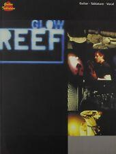 Partition pour guitare voix - Glow Reef