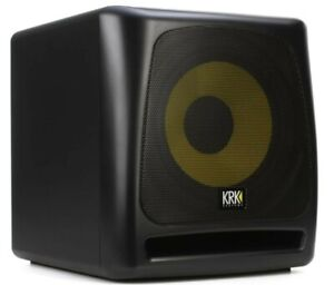 """KRK 10s 10"""" Powered Studio Subwoofer (PERFECT CONDITION)"""