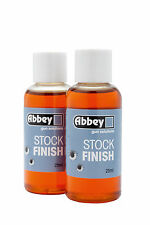 Abbey STOCK FINISH Wood Airgun Air Gun Rifle 25ml Dropper Bottle