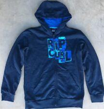 Boy's Ripcurl Sz 16 Hoodie  blue Hooded Sweatshirt
