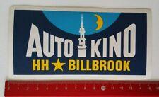 ADESIVI/Sticker: AUTO Cinema auto-Cinema HH Billbrook (160417102)