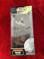 Star Wars Power of the Force Complete Galaxy Dagobah with Yoda - Kenner 1998