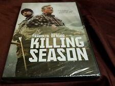 Killing Season NEW! Perfect condition, ships super fast. Robert De Niro Travolta