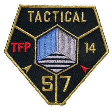 Transformers Movie - Sector 7 Tactical Logo - Uniform Kostüm Patch Aufnäher