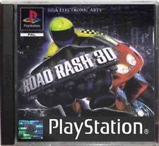 Playstation 1: Road Rash 3D