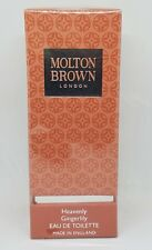 MOLTON BROWN Heavenly Gingerlily Eau de Toilette EDT Fragrance/Perfume 50ml NEW