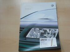 52314) VW Bora Prospekt 04/2001