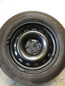 GENEUNE Fiat - Scudo (2007 - 2014)16 inch steel wheel and tyre 215 60 16