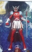 MARVEL LEGENDS SDCC 2017 A-FORCE SIF LOOSE TOYS R US EXCLUSIVE IN HAND