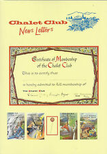 The Chalet Club News Letters Book (Elinor M Brent-Dyer – Chalet School)
