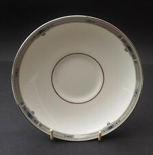 BONE CHINA WEDGWOOD AMHERST TEA CUP SAUCER ONLY