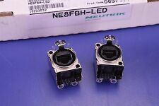Neutrik RJ45 Modular Connectors / Ethernet Connectors NE8FBH-LED etherCON