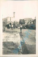 Haifa Palestine Cemetary Taken by Navy officer HMS Ramillies 1930