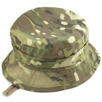 Bulldog Tactical Military Army Airsoft Hiking Bucket Boonie Hat Cap Olive Green