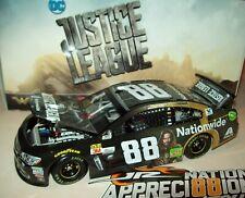 Dale Earnhardt Jr 2017 Justice League DC Comics #88 Chevy 1/24 NASCAR Diecast