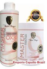 1 Powder Master Mechas + 1 OX 30 volumes Robson Peluquero