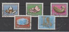 V2860 SVIZZERA-PRO PATRIA/minerali MiNr 714/18 o