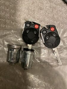 2010-up FORD Flex Lock Cylinders And Keys Coded. Original W/ Power Lift Gate