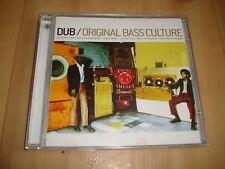 DUB/ORIGINAL BASS CULTURE