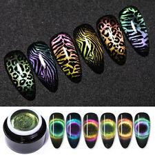Born Pretty 5ML 9D Magnético Ojo de Gato UV Gel Nail Polish Soak Off Palo Magnético