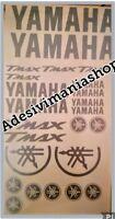 Kit adesivi Yamaha TMAX 500-530 casco ARGENTO