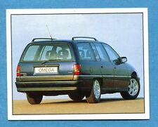 AUTO 100-400 Km Panini- Figurina-Sticker n. 273 - OPEL OMEGA 3.0 WAGON 204cv-New