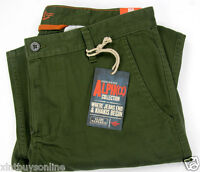 Dockers Alpha Collection Alpha Slim Tapered Army Green Pants Trouser 100% Cotton