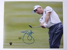 JIM FURYK Hand Signed 2003 US OPEN Color 8x10 PHOTO Rare PGA GOLF