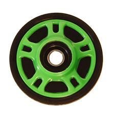 "Neon Green Idler Wheel 5.630"" X 20MM for ARCTIC CAT ZR 900 EFI, Sno Pro 03-06"