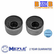 BMW E36 M3 FRONT WISHBONE CONTROL ARM REAR BUSH x 2 MEYLE A1169