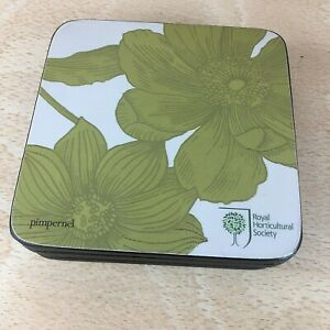 PIMPERNEL Royal Horticultural Society 'Hydrangeas' Set of 5 Coasters