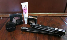 SMASHBOX MAKEUP PRODUCTS – 6 PIECES – LINERS, CHEEK COLOR, BROW WAX & EYE SHADOW