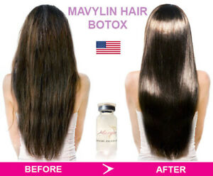 Hair Botox Treatment ❤ Concentrated Vitamin-Rich FORMALDEHYDE FREE - CAPILAR❤