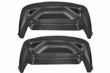 Husky Liners Rear Wheel Well Guards Black Silverado 1500 LT 07 - 07 79001