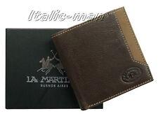 Portafoglio-Wallet uomo LA MARTINA - 513.002 - marrone/brown