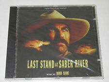 David Shire/last stand at Saber River (Intrada Mary Ann FAKE MAF 7078) CD Album