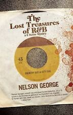 A d Hunter Mystery Ser.: The Lost Treasures of R&B by Nelson George(2015,ARC)