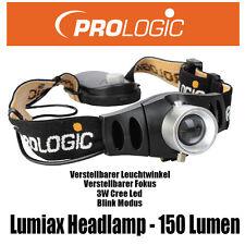 ProLogic Lumiax Headlamp - verstellbarer Winkel/Fokus - 150 Lumen - 47345 [J47]