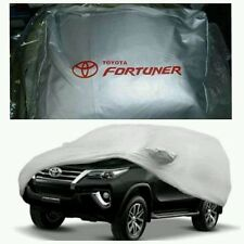New Toyota Fortuner 2015-19 Car Cover Body 100% All Season Custom-Fit PPV W/Bag