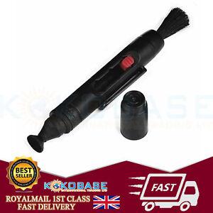 Multi-function Cleaner Dust Pen Cleaning Brush DSLR Digital Camera Filter Lens
