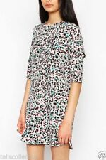 Cocktail Camouflage Machine Washable Regular Dresses for Women