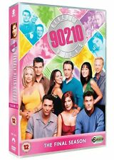 BEVERLY HILLS 90210 COMPLETE SERIES 10 DVD 10th Tenth Season Ten UK Compatible