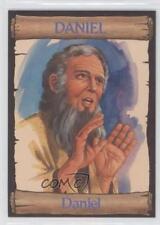 1989 re-Ed Bible Cards #10 Daniel Non-Sports Card 0q3