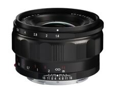 Voigtlander 35mm f1.4 Nokton E-Mount Lens